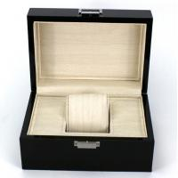 Buy cheap Rectangle Highend Jewelry Wooden Box With Silk Screen Printing Logo product