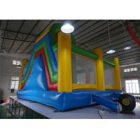 Buy cheap Indoor Commercial Bounce House Combo 6x5x3.5m Size Customizable Printing product