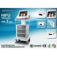 Buy quality HIFU Ultrasound Machine Prices High Intensity Focused Ultrasound at wholesale prices