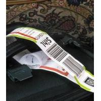 PP synthetic two layers adhesive labels for luggages