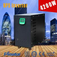 Buy cheap Prostar 4200W 96V DC Low Frequency UPS Inverter AN4K2 product