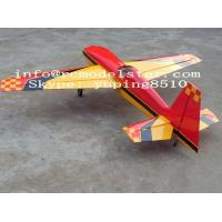 """Buy quality Edge540 50cc 88"""" Wireless RC Model Airplane / Gas Powered RC Plane Models at wholesale prices"""