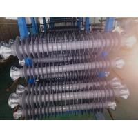 Buy cheap Customized 110kV 17.2kN Polymer Line Post Insulator With Flanges Coupling product