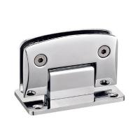 China Heavy duty glass door hinge for wet rooms on sale