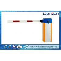 Buy quality Automatic Vehicle Barrier Gate at wholesale prices