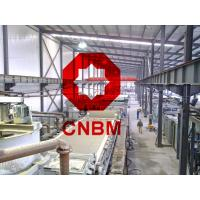 Buy cheap High Speed Fiber Cement Board Production Line Energy Saving 2 Years Warranty product