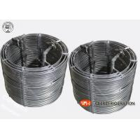 Buy cheap 316 Stainless Steel Wort Chiller Evaporator Condenser Coils High Heat Transfer product