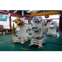 Air Punching And Feeding Straightening Machine Automatic Stamping High Precision