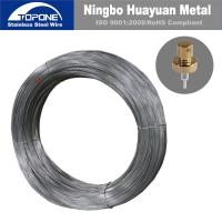 Buy cheap 0.65mm Stainless Steel Spring Wire Soap Pump Use High Temperature Resistance product