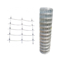 Buy cheap Galvanized Farm Agricultural Fencing 6/90/30x200m Roll from wholesalers