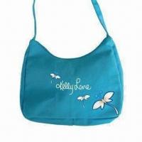 Buy cheap Children's School Bag, Made of 16oz Canvas + 210D Lining from wholesalers