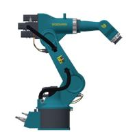 Buy cheap DC24V 5A Material Handling Robotic Arm Payload 50kg With Servo Control from wholesalers