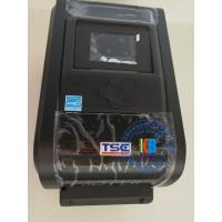110mm wide thermal transfer label printer 300dpi black and white type  barcode printer