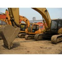 330C used caterpillar excavators for sale  5483  hours 2.0cbm capacity