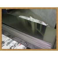 Buy cheap Grade 2b 316 Stainless Steel Sheet product