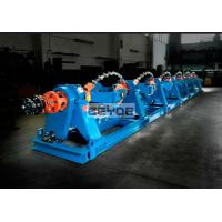 Buy cheap Low Noise Wire Stranding Machine , Cable Extrusion Line Assembling Die Holder product