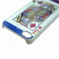 Buy cheap Case for iPhone, Made of PVC, PC + PVC, TPU, Silicone, PU or Real Leather product