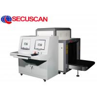 Buy quality 1000 * 1000 X ray Security Checked Baggage Screening Equipment For Military Installations at wholesale prices