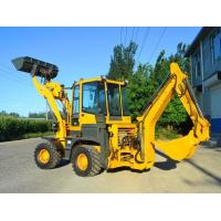 Buy cheap 2.5T Loading Capacity Backhoe Loader For Sale product