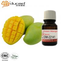 Buy cheap Good Taste PG - Based Vape Green Mango Flavor With Three Years Shelf Life product