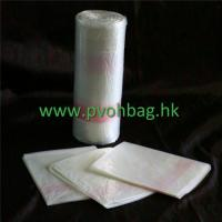 Buy cheap PVA hot water soluble laundry bag dissolvable laundry bag product