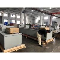 Buy cheap Pre Printing Smart Flatbed Laser Engraver For Textile Printing Garment , Screen from wholesalers