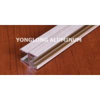 Buy cheap Metal Building Material Wardrobe Aluminium Profile For Industrial Corrosion Resistance product