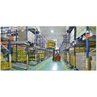 Buy cheap Radio Shuttle Racking, high-density cold storage system, first in first out available product
