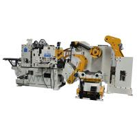 Buy cheap 3 in 1 combined decoiling straightener feeder for steel coil flattening (MAC4-600F) product
