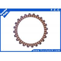 Buy cheap Honda Motorcycle Clutch Plates KWW GGNA 22204-KWW-741 OEM ODM Service product