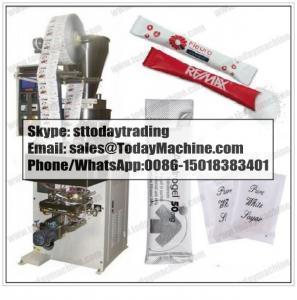 Buy cheap small sugar food packing machine , sugar packing machine , sugar bag packing machine product