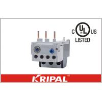 China Electromagnetic Relay Motor Protection Thermal Overload Relay UL Approvals on sale