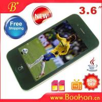 Buy cheap Wholesale 4GS Mobile Phone S4 TV product