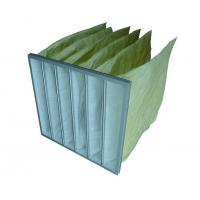 Buy cheap Nonwoven bag filter/Pocket Filter F8 product