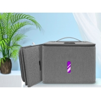 Buy cheap UV Light Mask Sterilizer Box AntiBacterial With 5 Minutes Sterilization Time product