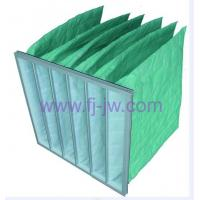 Buy cheap Nonwoven bag filter/Pocket Filter F6 from wholesalers