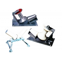 Buy cheap One Way Nylon String Block Turning Cable Laying Roller from wholesalers