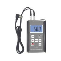 Buy cheap Aluminum Alloy Housing Ultrasonic Thickness Meter TG-8818 With Large Screen LCD product