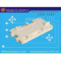 PET And 3M Adhesive Glossy Microwave Oven Membrane Touch Switch With Flat Button