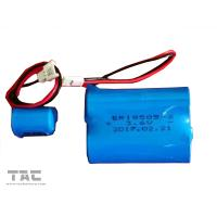 Buy cheap ER18505 3.6V LiSOCl2 Battery For Bike Computer Auto Lock Primary from wholesalers