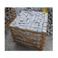 Buy cheap G623 Mid Grey Granite Paving Environmental Protection ODM Service product