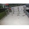Buy quality Bridge Supermarket Swing Gate Fingerprint Card Reader Optional Pedestrian System at wholesale prices