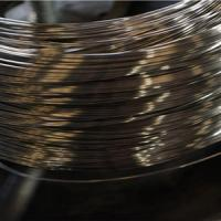 Buy cheap Polish Flat Spring Steel Wire Stainless Steel Cold Rolled Flat Wire product