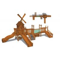 Buy cheap Children Outdoor Playground (QQ5014-3) product