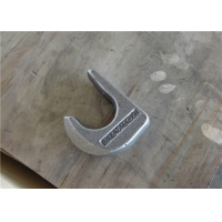 Buy cheap ASTM DIN Standard Carbon Steel Forging Hook Electro Zinc Plating from wholesalers