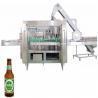 Buy cheap Rinser Filler Cacpper 1000bph Glass Milk Bottle Soda Filling Machine from wholesalers