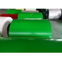 Buy cheap Corrugated Galvanized Steel Sheet , Painting Galvanized Steel Roofing product