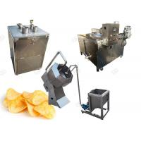 Buy cheap 100KG / H Automatic Cassava Chips Making Machine Plant Stainless Steel from wholesalers