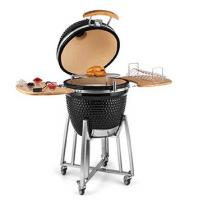 Buy cheap 13''to23''Ceramic Charcoal Kamado BBQ Barbecue Grills Shipping Services product