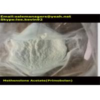Buy cheap Primobolan Methenolone Acetate Powder CAS 434-05-9 For Muscle Growth product